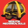 Beds for Mechanical Bulls